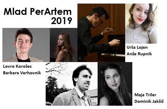 Izbor Mlad PerArtem 2019