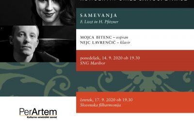 Koncert SAMEVANJA